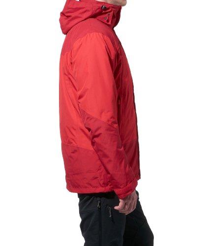 Mammut Ayako 4-S Jacket Men inferno-dark inferno