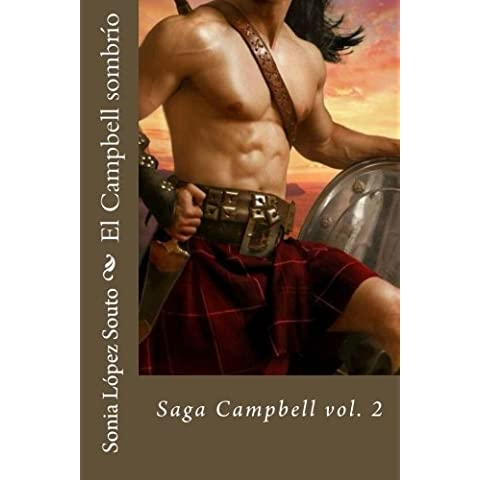 El Cambpell sombrío: Saga Campbell vol. 2: Volume 2