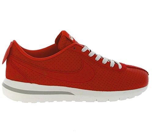 Nike Donna W Roshe Cortez NM scarpe sportive Rosso (Rojo (Unvrsty Rd / Unvrsty Rd-Smmt Wht))