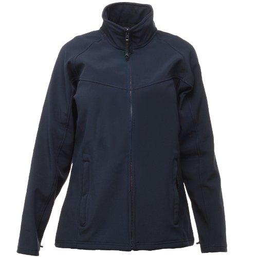 regatta-womens-ladies-uproar-softshell-jacket-water-repellent-wind-resistant-12-navy-navy