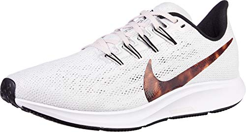 Nike Air Zoom Pegasus 36 Women's Running Shoe VAST Grey/Multi-Color-Black-Barely Rose Size 6.5