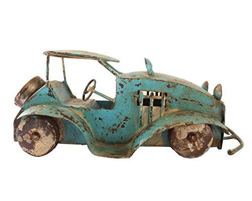 De KultureTM Vintage Iron Car Miniature Figure 10X5.5X4