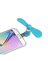 AAAkart Mobile USB Fan/ Portable USB fan/ Mini Mobile Cooler/ Mini USB fan for android phones