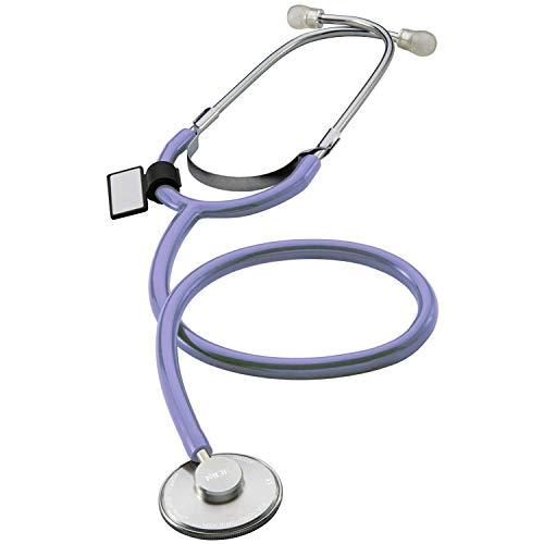 farbiges Stethoskop einseitig für Ärzte, Krankenschwestern, Tierärzte oder Studenten für Erwachsene und pädiatrisches Stethoskop, ideales Geschenk für Krankenschwester, Arzt,