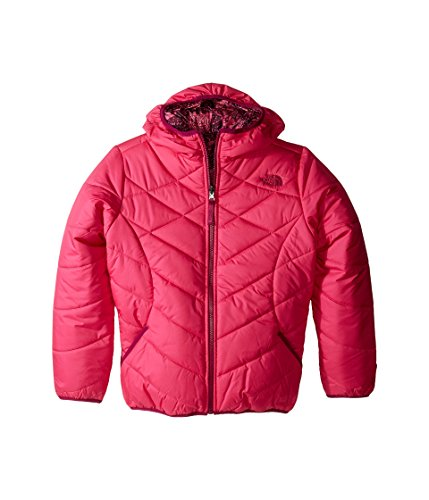 The North Face Kids Girl's Reversible Perrito Jacket (Little Kids/Big Kids) The North Face Reversible Jacket