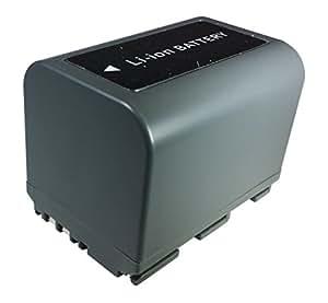 Batterie pour caméscope Canon MV400i Lithium Ion (3000 mAh 7.4v) - Batterie de Remplacement pour Canon BP522