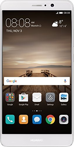 Huawei 51090VQY Mate 9 Smartphone, Argento