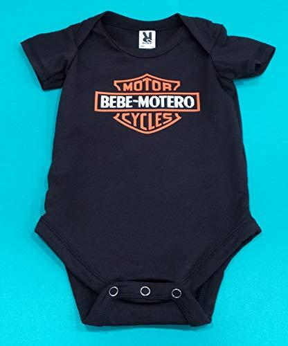 """Body de bebé personalizado""""BEBE-MOTERO"""""""