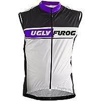 Uglyfrog #20 Ciclismo Chalecos Hombres Sleeveless Jersey de Bicicleta Conjunto de Ropa de Ciclo Chalecos