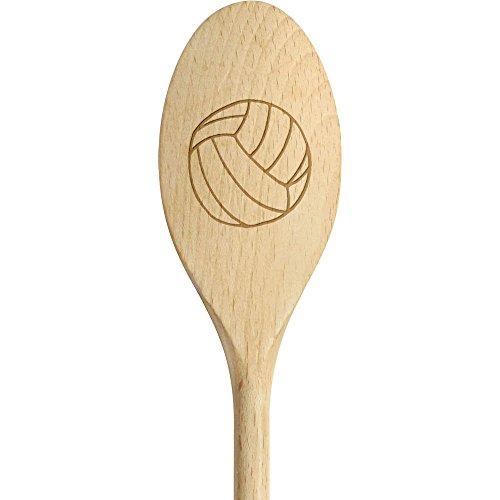 Azeeda 300mm 'Volleyball' Holzlöffel (SN00006440)