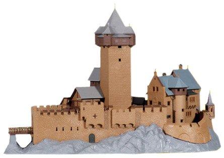Kibri 39010 - H0 Burg Falkenstein in Kärnten