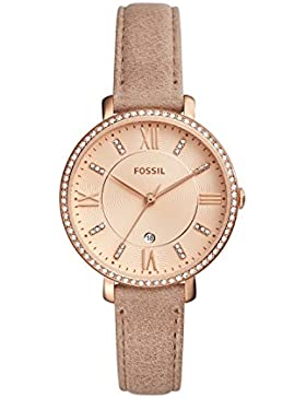Fossil Damen-Armbanduhr ES4292