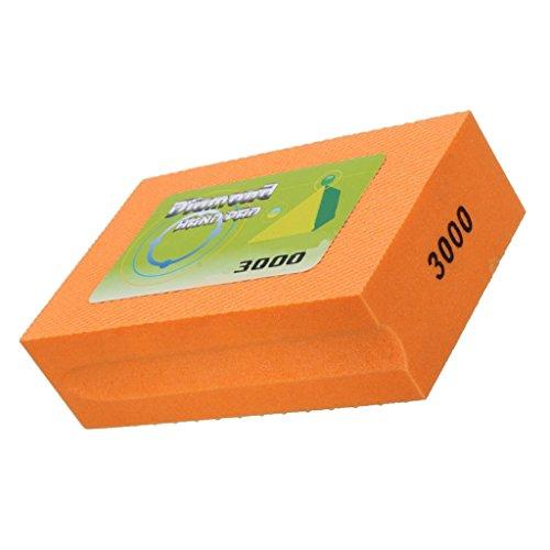 Gazechimp Diamant Handschleifpad Schleifstein, zum schleifen, polieren - 3000 Grit