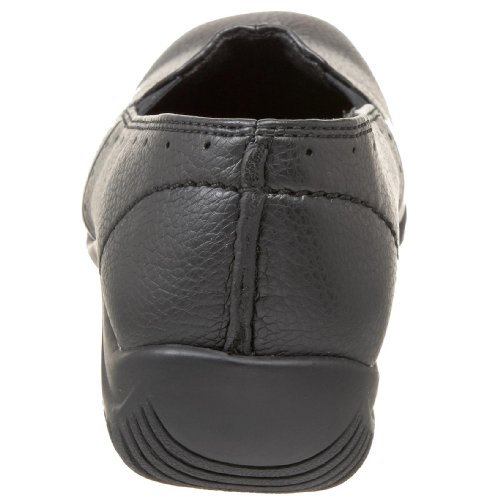 Easy Street Women's Purpose Slip-On,Black,10 W US Black