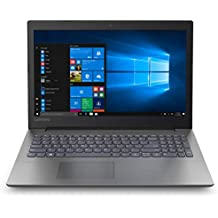 Lenovo Ideapad 330 81DE01K2IN 15.6-inch Laptop (7th Gen Core i3-7020U/4GB/1TB HDD/Windows 10/Integrated Graphics), Onyx Black