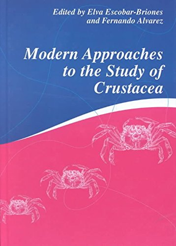 [(Modern Approaches to the Study of Crustacea)] [Edited by Fernando Alvarez ] published on (September, 2002)