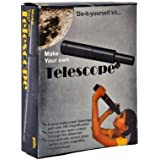 Do It Yourself Make Your Own Telescope Kit Educational Toy