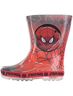 Spiderman Wilson Red Wellies Various