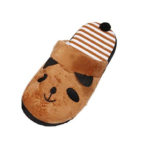 Sannysis-zapatillas-mujer-Emoji-Emoticon-Zapatillas-diseo-del-oso