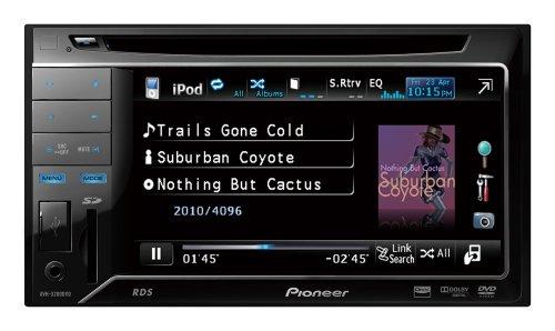 Preisvergleich Produktbild Pioneer AVH-3200DVD 2-DIN Moniceiver (14,7 cm (5,8 Zoll), AUX In, SD-Kartenslots, USB 2.0) schwarz