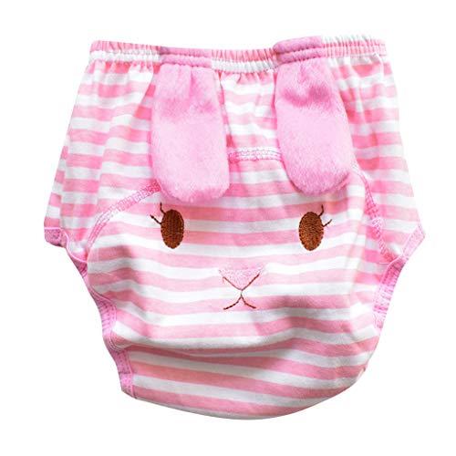 (Mitlfuny Damen Vintage Rockabilly Swing Kleider,Kleinkind-Säuglingsbaby-Mädchen-Nette Karikatur-Schwimmen-Windel-Windel-Schwimmunterricht-Kleidung)