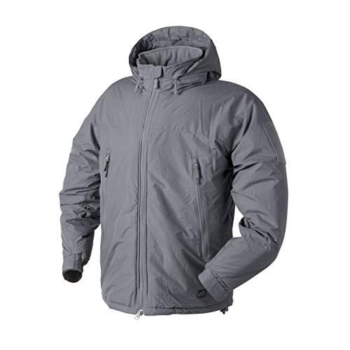 Helikon-Tex Level 7 Lightweight Winter Jacke - ClimaShield Apex 100g - Shadow Grey, M, Shadow Grau -
