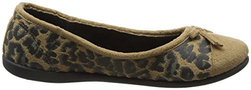 Padders Wild, Chaussons femme Beige (28 Camel/Fudge)
