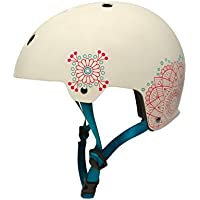 Kingston Boho Ladies Adjustable Cycle Bike Helmet Cream