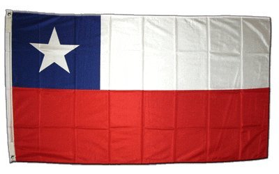 XXL Flagge Fahne Chile 150 x 250 cm