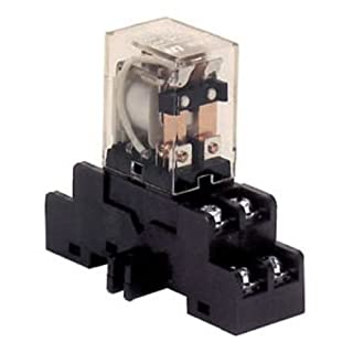 Altronix RAC24 RELAY & BASE - 24VAC OPERATION, 45MA CUR
