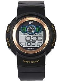 Clásica Hombres, Mujeres, niños, niñas, Bonitos Relojes Elegantes Watches Reloj Digital de