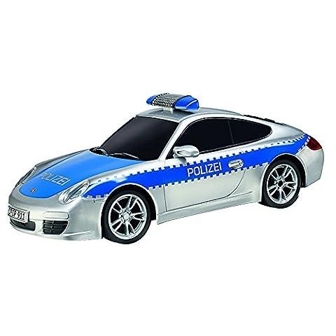 Carrera RC 370162092 - Polizei Porsche 911, Fahrzeuge mit Funktion
