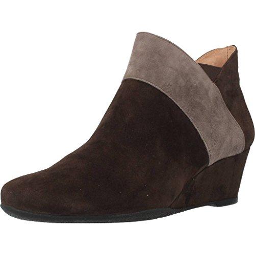 Stonefly Bottines - Boots, Couleur Marron, Marque, Modã¨Le Bottines - Boots Emily 6 Goat Marron