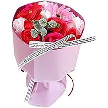 TianranRT - Ramo de flores secas para día de San Valentín, regalo para casa,