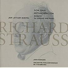 Don Juan Metamorphosen/Songs
