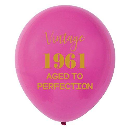 uftballons-30,5cm (16) Frauen Gold 57. Geburtstag Party Dekorationen oder Supplies ()