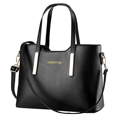 YAANCUN Women Handbag Large Bag Retro Tote Handbags Fashion Female Shoulder Bag