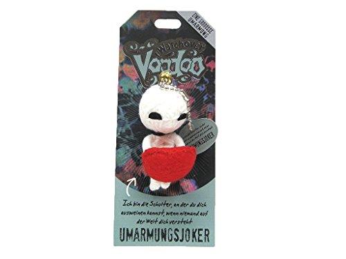 Watchover Voodoo - Schlüsselanhänger - Umarmungsjoker
