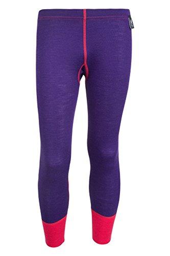 Pantaloni termici da sci per bambine e ragazze