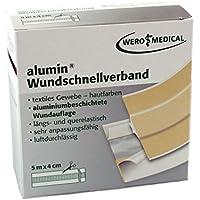 alumin-Wundschnellverband, elastisch 5mx4cm preisvergleich bei billige-tabletten.eu