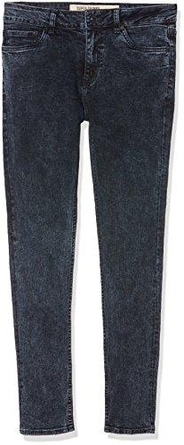 New Look Herren Skinny Jeans Acid Wash Super Skinny blau (marineblau)