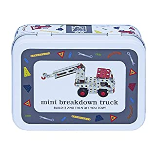Apples to Pears - Geschenk in Blechdose - Mini Break Down Truck Bausatz