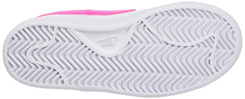 Nike Court Royale Psv, Chaussures de Tennis Fille Multicolore (White/Pink Blast)