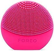 Foreo LUNA play plus Gesichtsreinigungsbürste aus Silikon