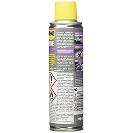 WD-40 Bike – Lubrificante catena bici spray al PTFE, 250 ml