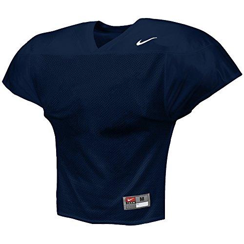 NIKE Core Practice Football américain en jersey M navy-blau