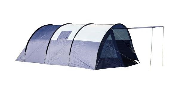 Leben Aachen 6 Six Person Man C&ing Tunnel Tent Amazon.co.uk Sports u0026 Outdoors  sc 1 st  Amazon UK & Leben Aachen 6 Six Person Man Camping Tunnel Tent: Amazon.co.uk ...