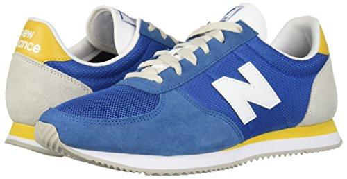 nero 47.5 EU New Balance U220v1 Sneaker Unisex Adulto Black Scarpe 4w4