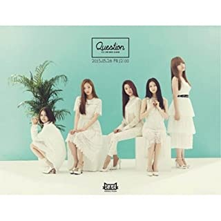 CLC - [ QUESTION] 2nd Mini Album CD + Postcard + Poster K-POP Sealed