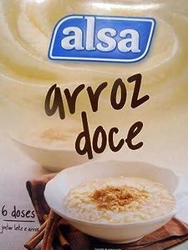 Alsa - Préparation Pour Riz Au Lait 6 Doses